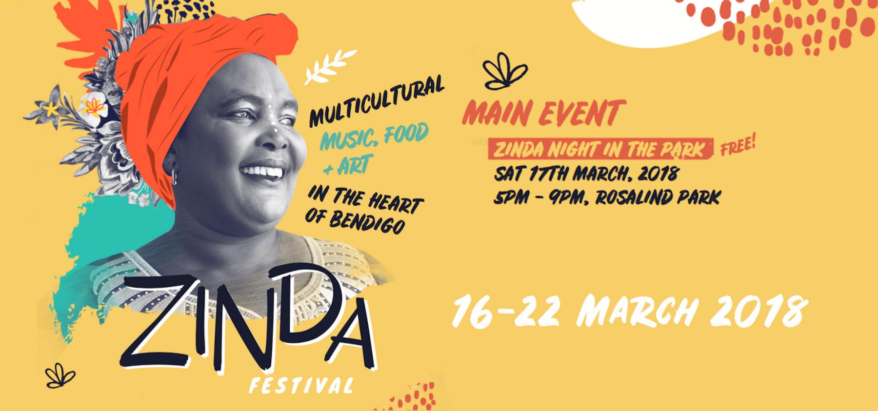 Zinda festival main event