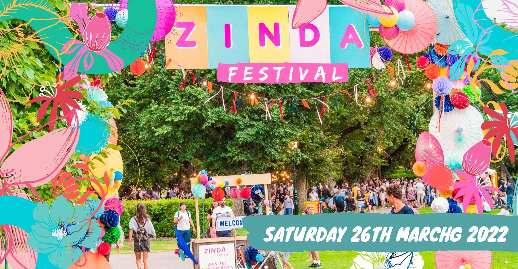 Banner image for Zinda festival 2018